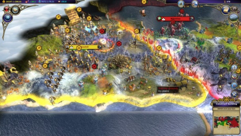 Screenshot 7 - Warlock: Master of the Arcane - Power of the Serpent