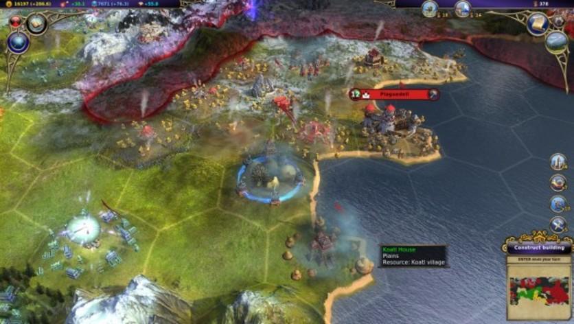 Screenshot 6 - Warlock: Master of the Arcane - Power of the Serpent