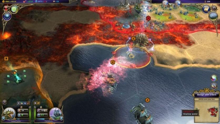 Screenshot 10 - Warlock: Master of the Arcane - Power of the Serpent