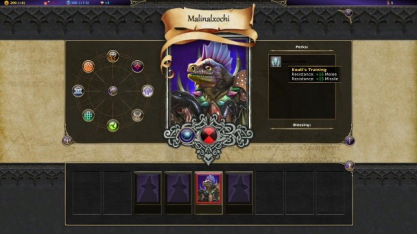 Screenshot 3 - Warlock: Master of the Arcane - Power of the Serpent