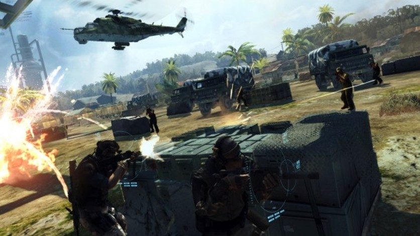 Screenshot 10 - Tom Clancy's Ghost Recon: Future Soldier