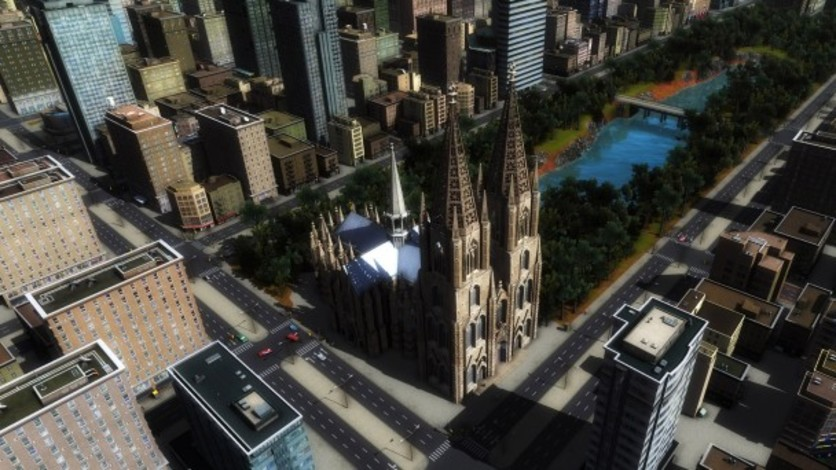 Screenshot 6 - Cities in Motion 2: Lofty Landmarks