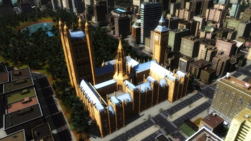 Screenshot 2 - Cities in Motion 2: Lofty Landmarks