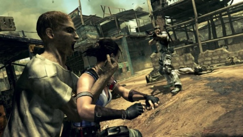 Screenshot 4 - Resident Evil 5