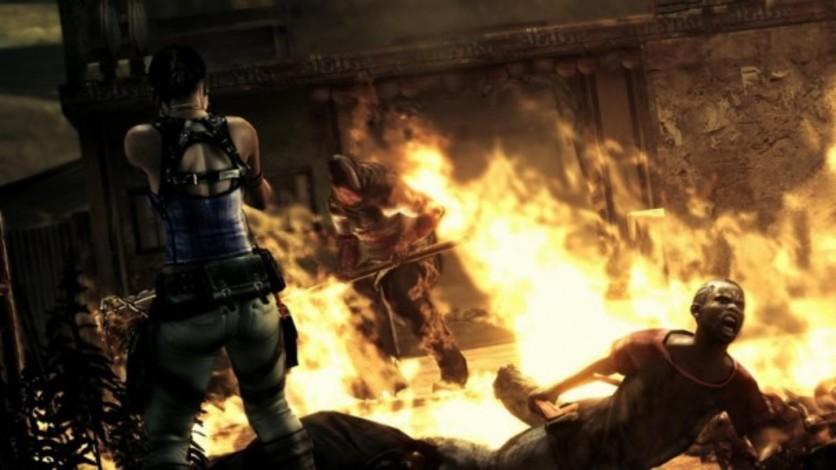 Screenshot 8 - Resident Evil 5
