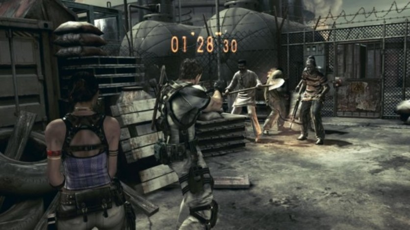 Screenshot 3 - Resident Evil 5