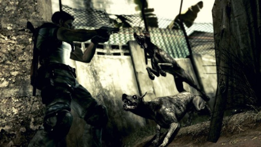 Screenshot 6 - Resident Evil 5