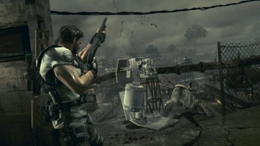 Screenshot 9 - Resident Evil 5