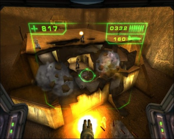 Screenshot 1 - Red Faction