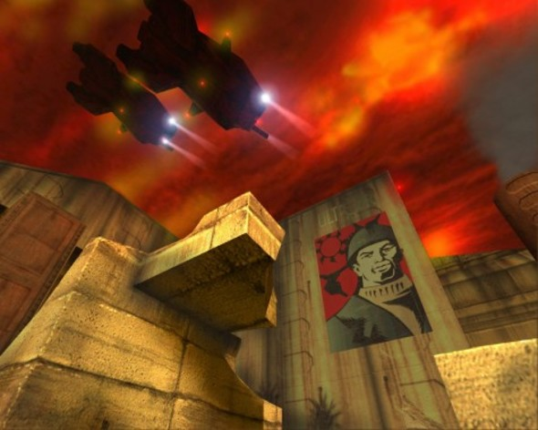 Screenshot 2 - Red Faction