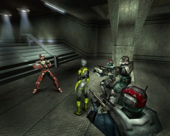 Screenshot 3 - Red Faction
