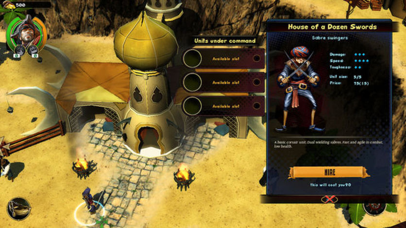Screenshot 12 - Pirates of Black Cove