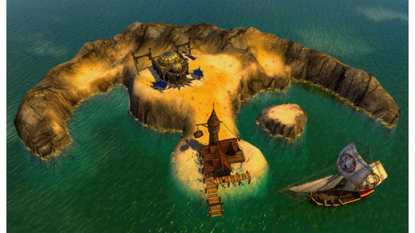 Screenshot 4 - Pirates of Black Cove