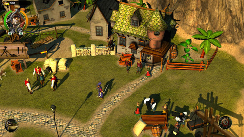 Screenshot 6 - Pirates of Black Cove