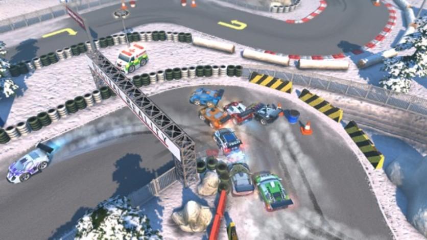 Screenshot 2 - Bang Bang Racing