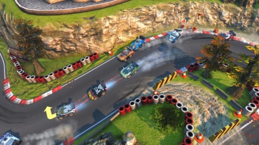 Screenshot 3 - Bang Bang Racing