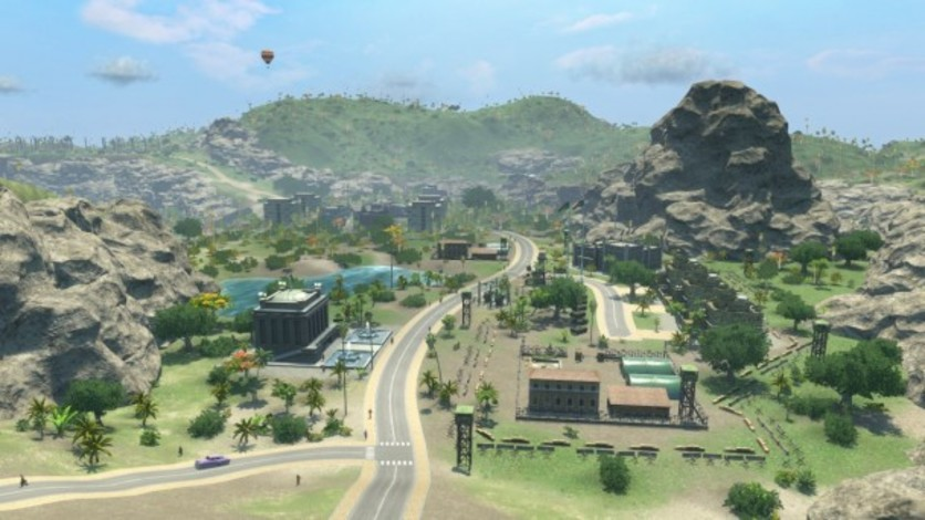 Screenshot 3 - Tropico 4: Propaganda