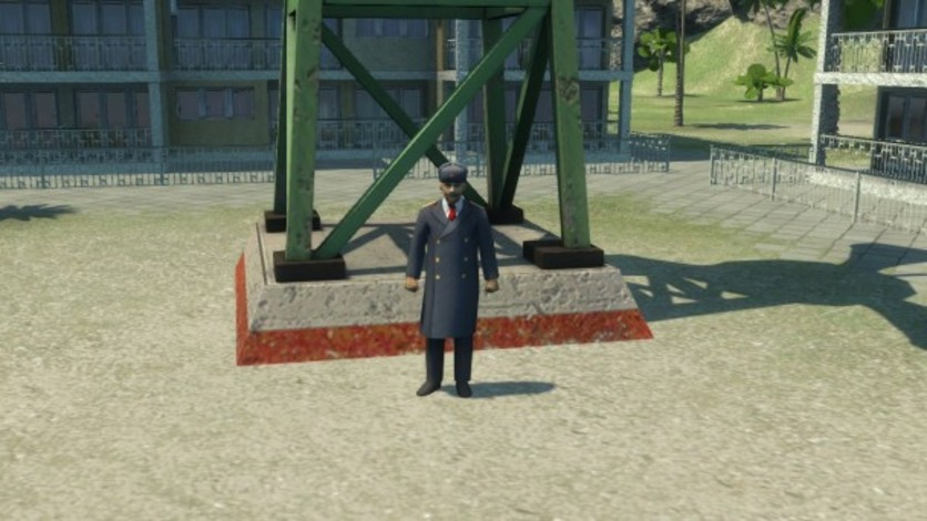 Screenshot 1 - Tropico 4: Propaganda