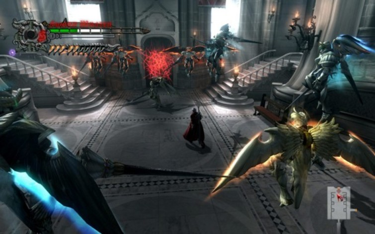 Screenshot 8 - Devil May Cry 4