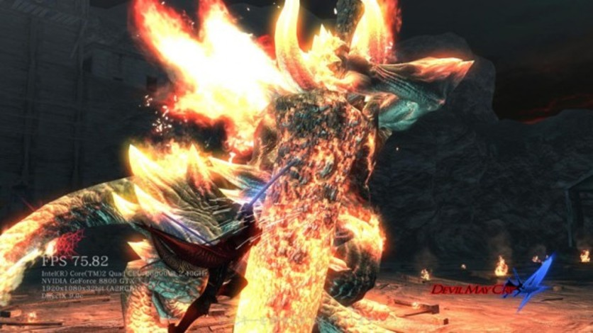 Screenshot 5 - Devil May Cry 4