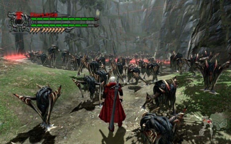 Screenshot 7 - Devil May Cry 4