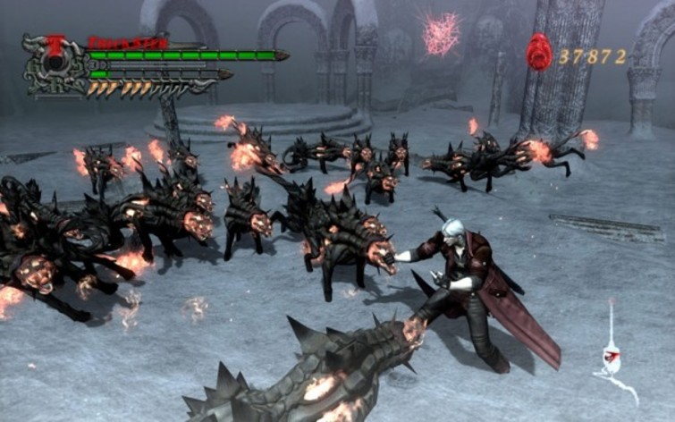 Screenshot 6 - Devil May Cry 4