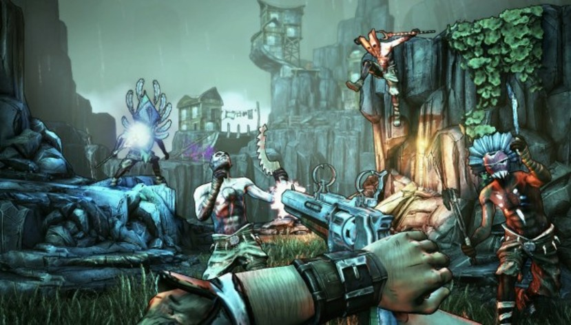 Screenshot 7 - Borderlands 2: Sir Hammerlock's Big Game Hunt