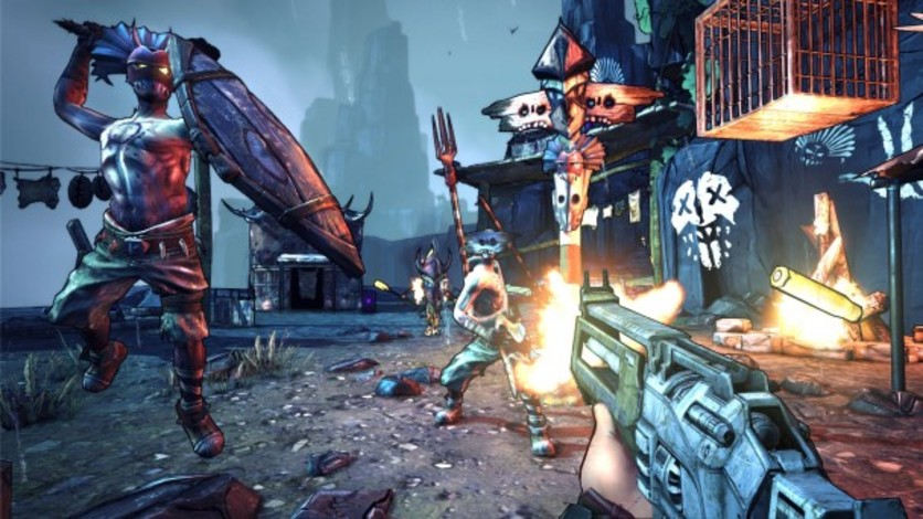Screenshot 4 - Borderlands 2: Sir Hammerlock's Big Game Hunt