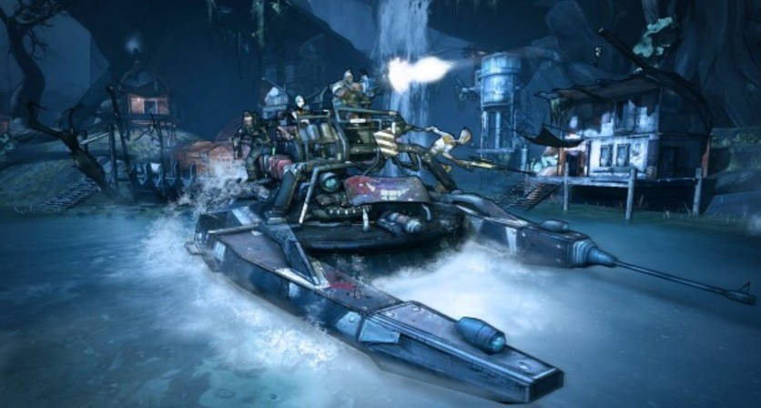 Screenshot 3 - Borderlands 2: Sir Hammerlock's Big Game Hunt