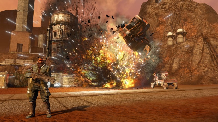 Screenshot 9 - Red Faction Guerrilla Re-Mars-tered