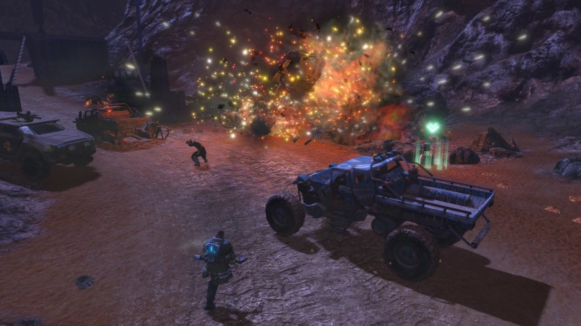 Screenshot 6 - Red Faction Guerrilla Re-Mars-tered