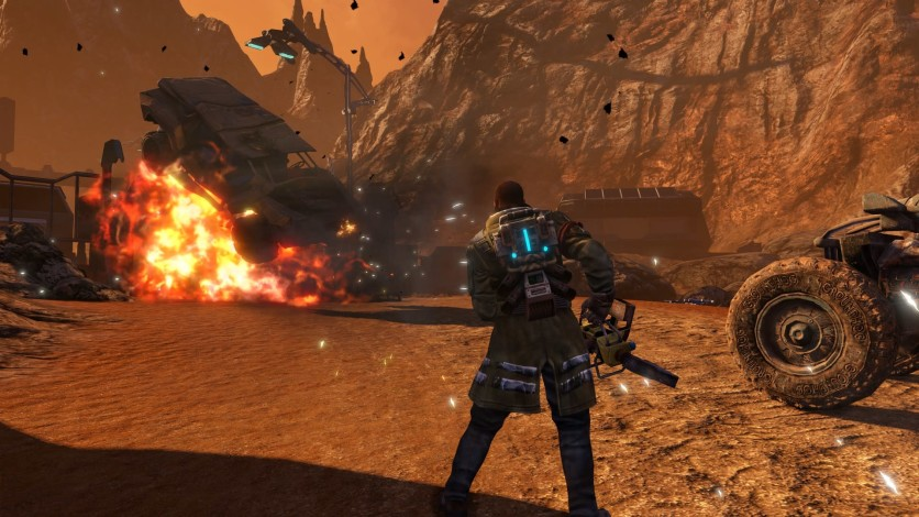 Screenshot 8 - Red Faction Guerrilla Re-Mars-tered