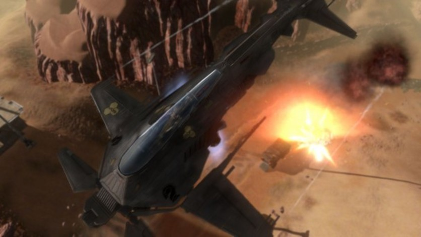 Screenshot 2 - Red Faction Guerrilla