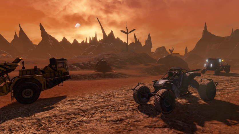 Screenshot 3 - Red Faction Guerrilla Re-Mars-tered