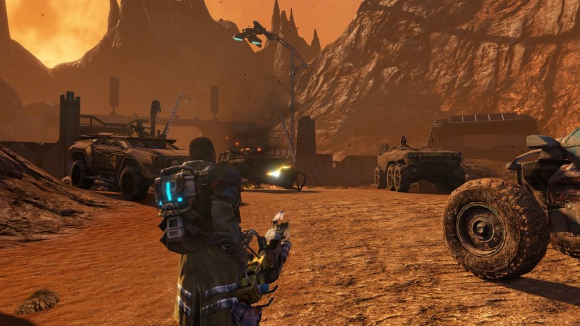 Screenshot 7 - Red Faction Guerrilla Re-Mars-tered