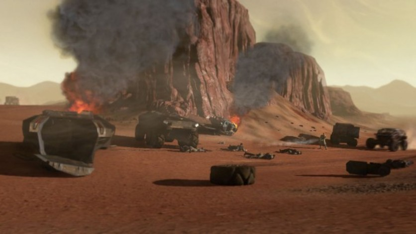 Screenshot 6 - Red Faction Guerrilla