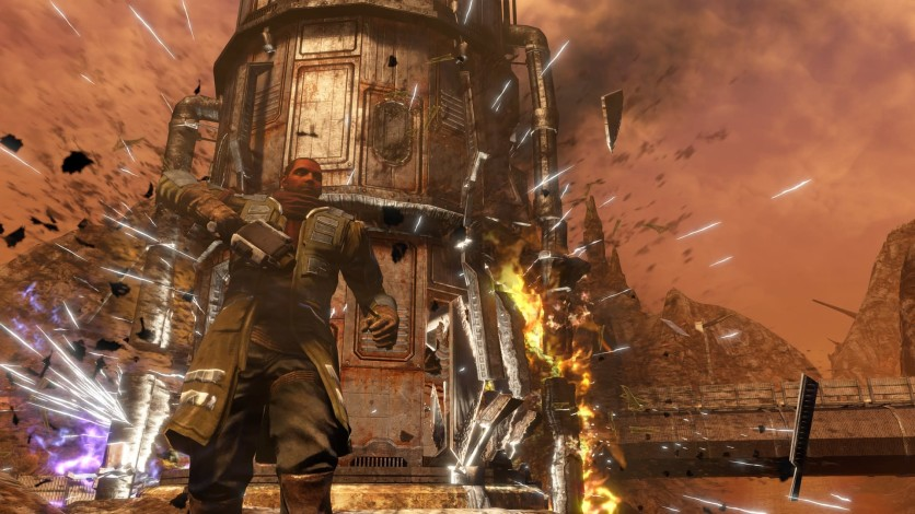 Screenshot 4 - Red Faction Guerrilla Re-Mars-tered