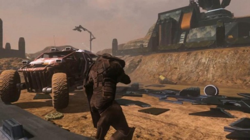 Screenshot 5 - Red Faction Guerrilla