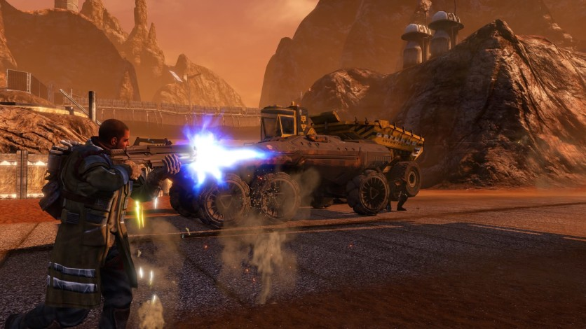Screenshot 5 - Red Faction Guerrilla Re-Mars-tered