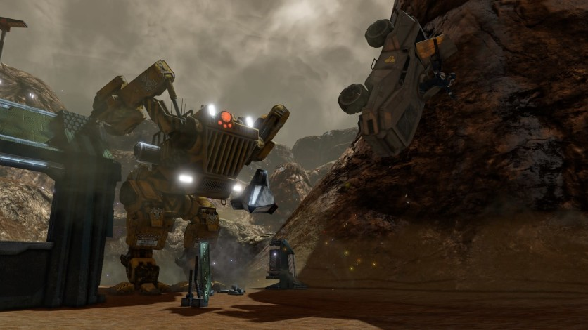 Screenshot 2 - Red Faction Guerrilla Re-Mars-tered