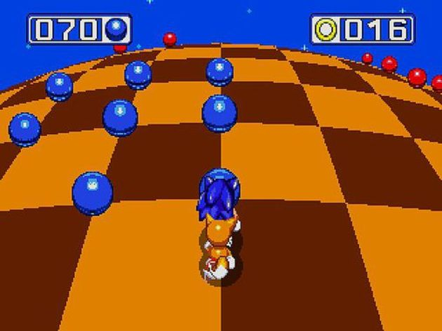 Screenshot 5 - Sonic 3 and Knuckles