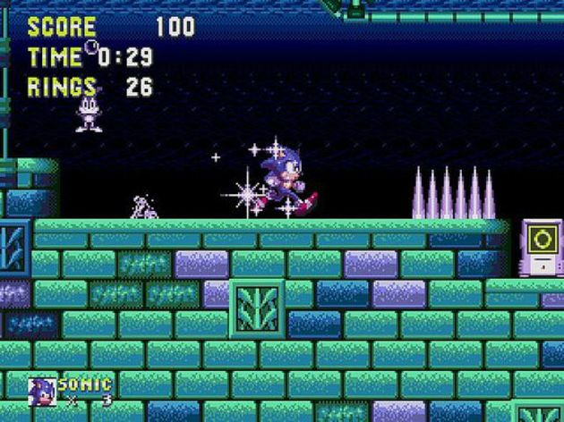 Screenshot 2 - Sonic 3 and Knuckles