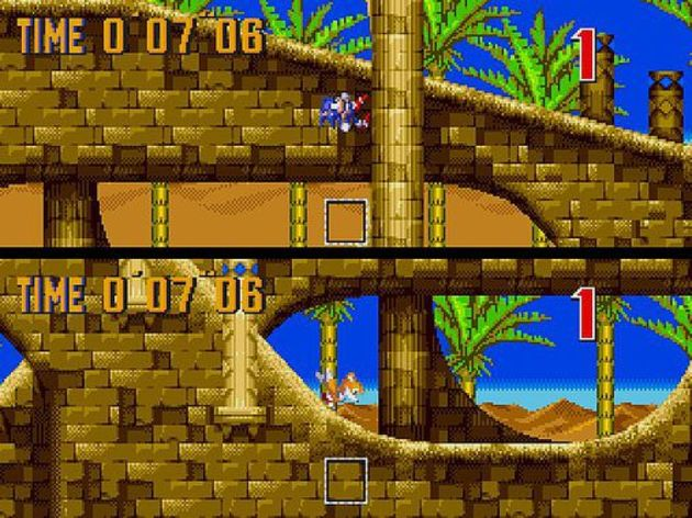 Screenshot 6 - Sonic 3 and Knuckles