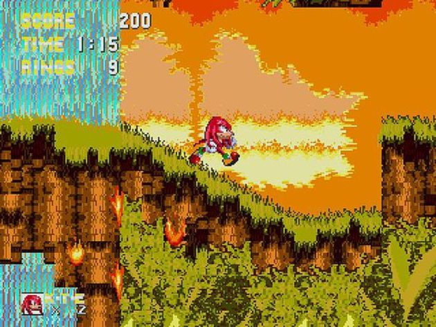Screenshot 4 - Sonic 3 and Knuckles