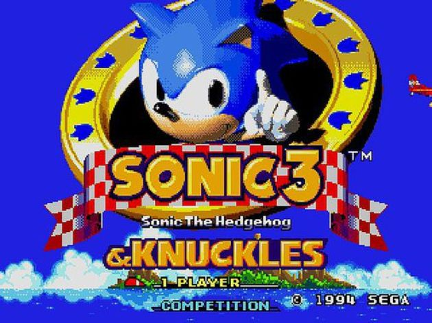 Screenshot 3 - Sonic 3 and Knuckles