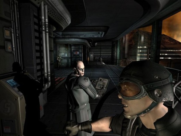Screenshot 3 - Doom 3