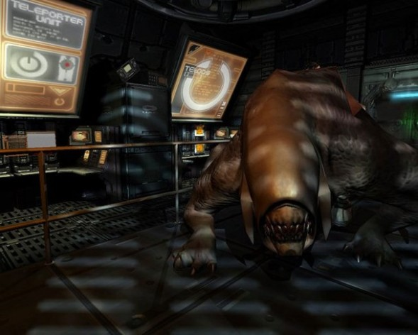 Screenshot 7 - Doom 3