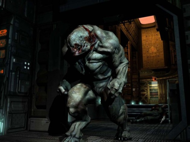 Screenshot 1 - Doom 3