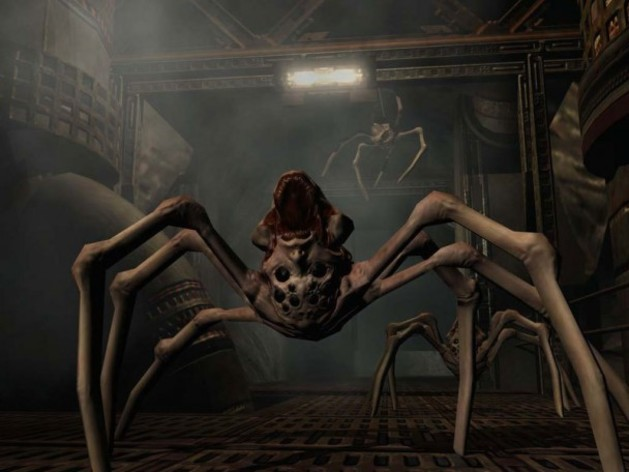 Screenshot 4 - Doom 3