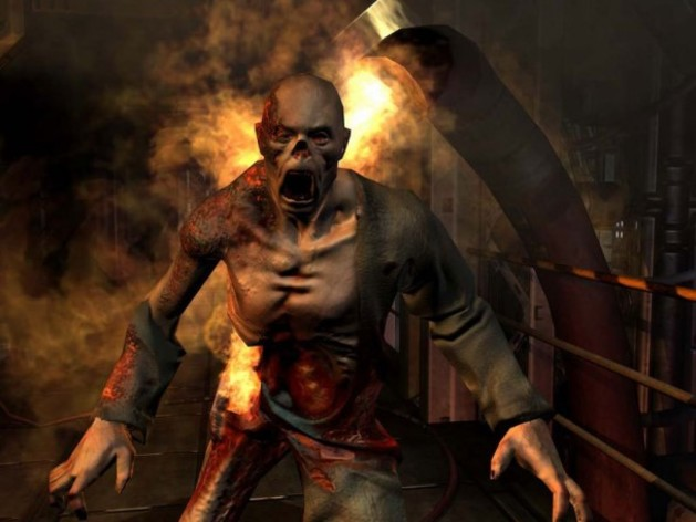 Screenshot 5 - Doom 3